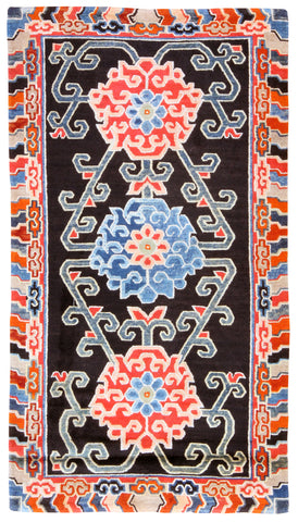 Tibetan Antique Rug-Turco Persian Rug Company Inc.