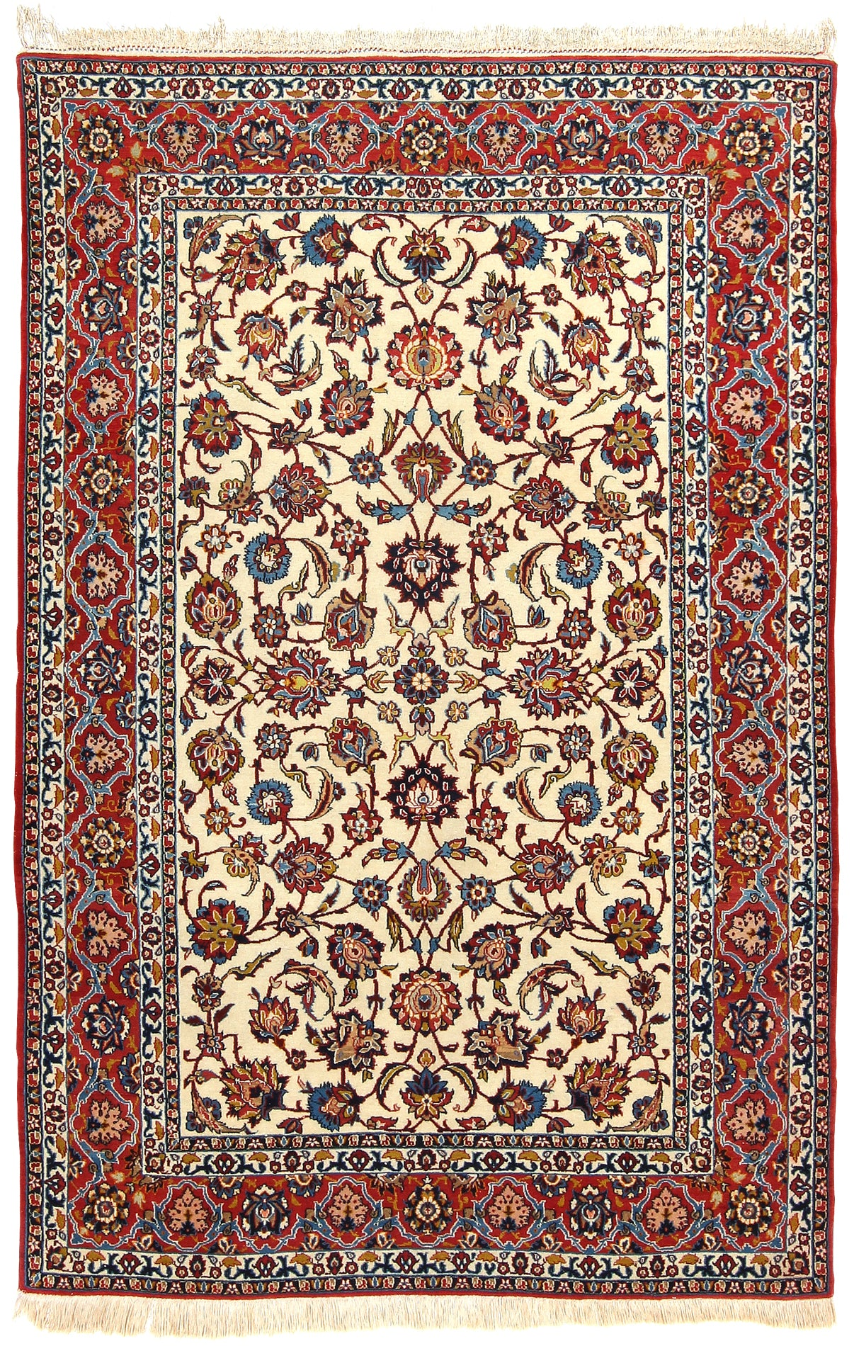 Isfahan Rug Semi-Antique-Turco Persian Rug Company Inc.