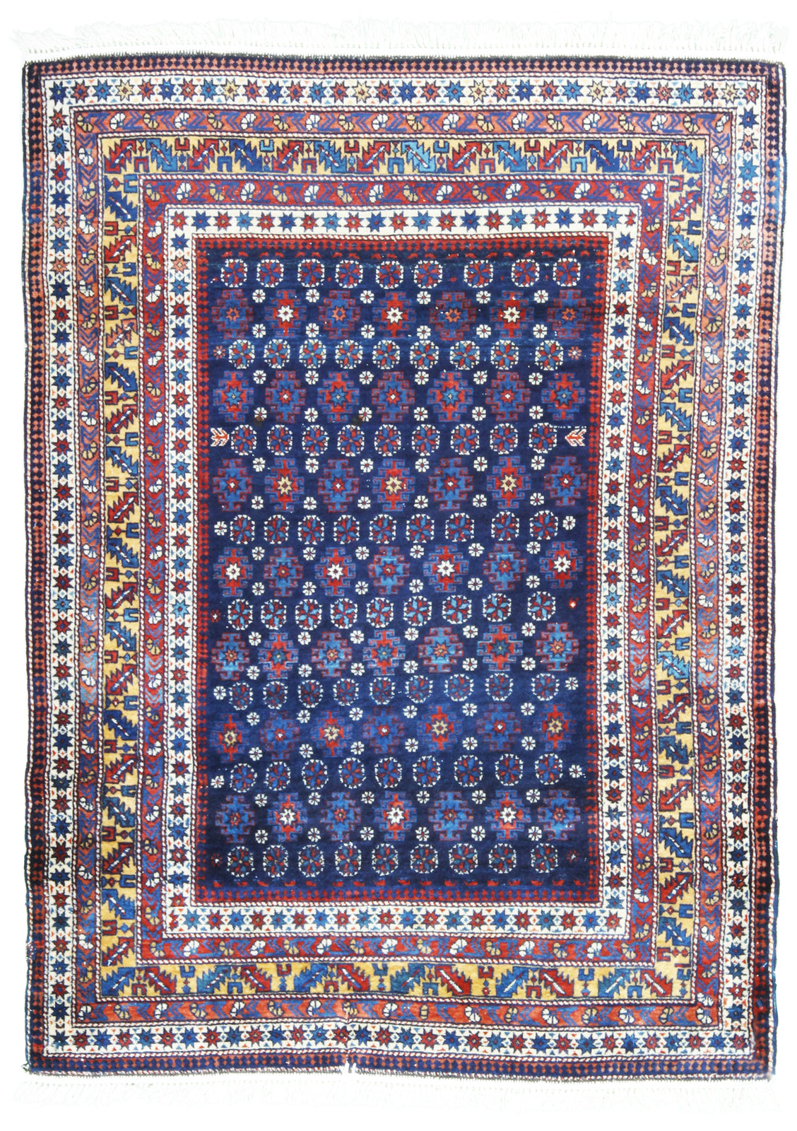 Shirvan Antique-Turco Persian Rug Company Inc.