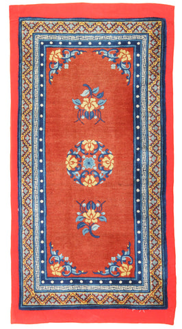 Antique Tibetan Rug-Turco Persian Rug Company Inc.