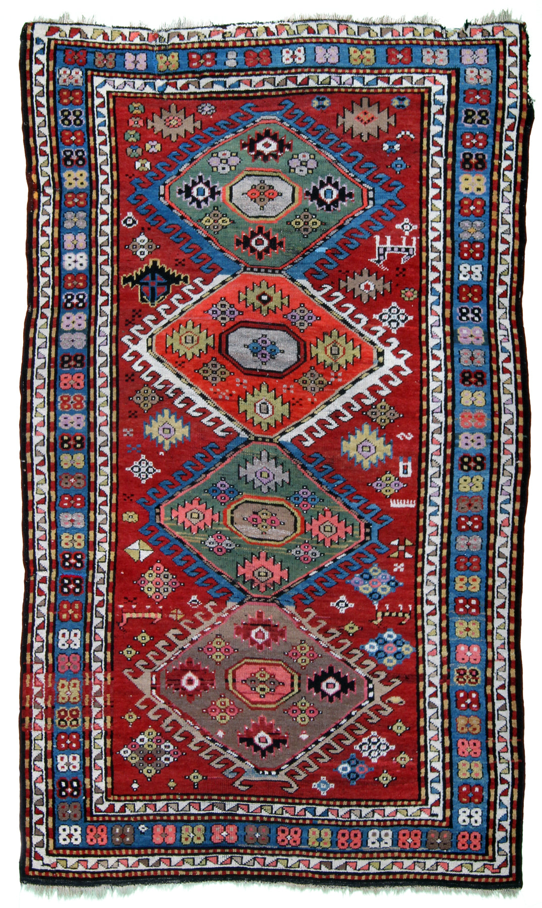 Kazak Antique-Turco Persian Rug Company Inc.