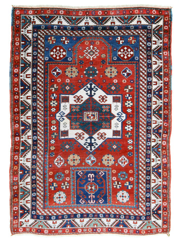 Fachralo Kazak Antique-Turco Persian Rug Company Inc.