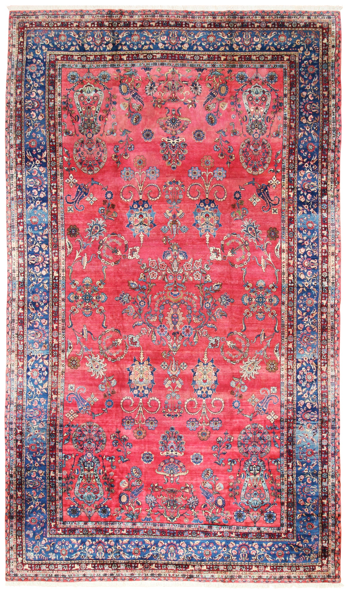 Kerman Antique Oversize