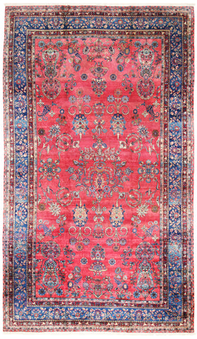 Kerman Antique Oversize-Turco Persian Rug Company Inc.