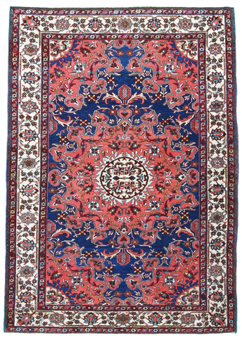 Antique Persian Tafresh Rug-Turco Persian Rug Company Inc.