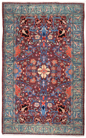 Turkish William Morris-Turco Persian Rug Company Inc.