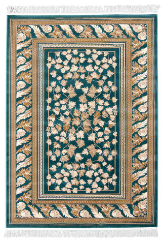 Autumn Leaves Machine Made Rug-Turco Persian Rug Company Inc.