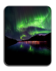 Aurora Downtown Juneau Cutting Board