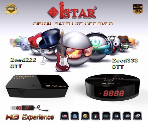 Istar-Korea TV box and Istar-Korea 12 months subscription code