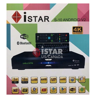 How to Set up and install Istar-Korea Android S10 with 12 months free istar code