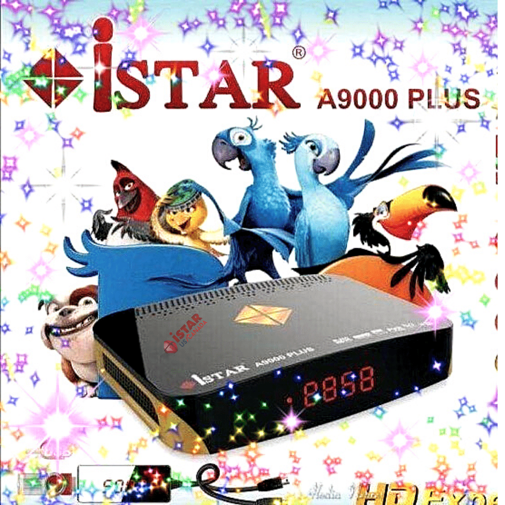 How to install and set up Istar-Korea A9000 Plus