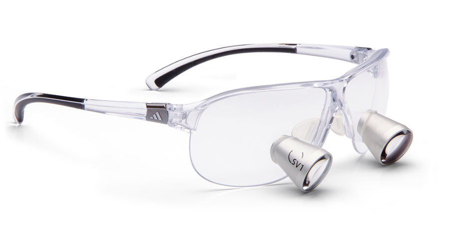 Lupenbrille Carl Zeiss Tourpro SV 2.7x (Transparent)