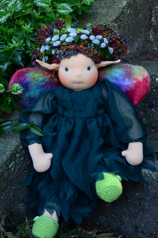 Special Edition Woodland Faerie Forever Friend - Wisteria