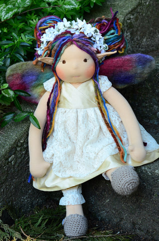 Special Edition Woodland Faerie Forever Friend - Gwendola