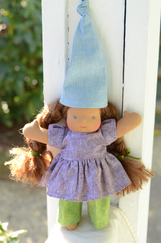 Special Edition Piccolina Lady Gnomes - Rosemary