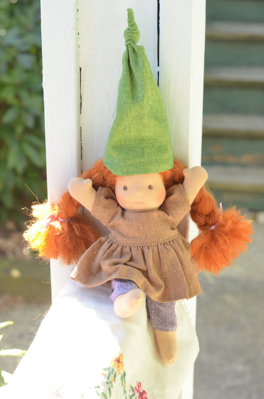 Special Edition Piccolina Lady Gnomes - Daisy