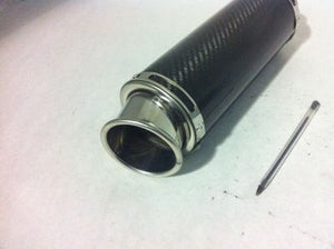 Ready Made Silencer 86mm Diameter