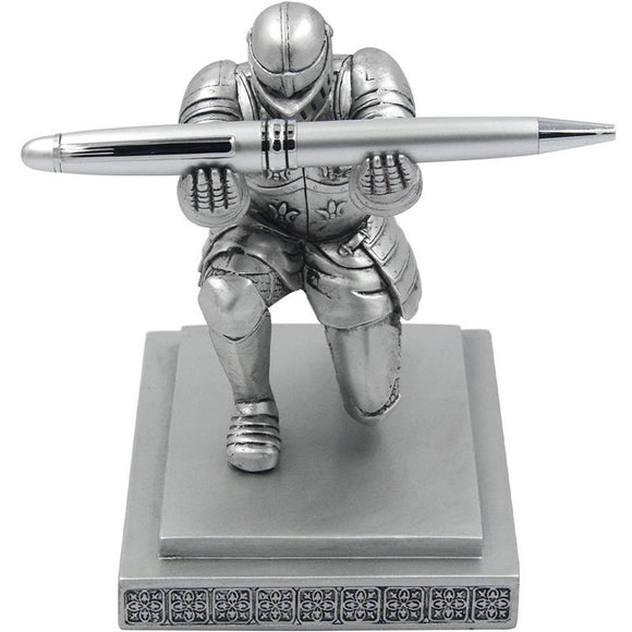 Majestic Knight Pen Holder