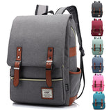 Oxford Laptop  Backpack - emailgroupie-education