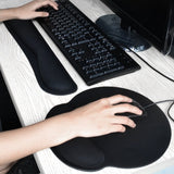 Mouse and Keyboard  Wrist Pad | Emailgroupie Education