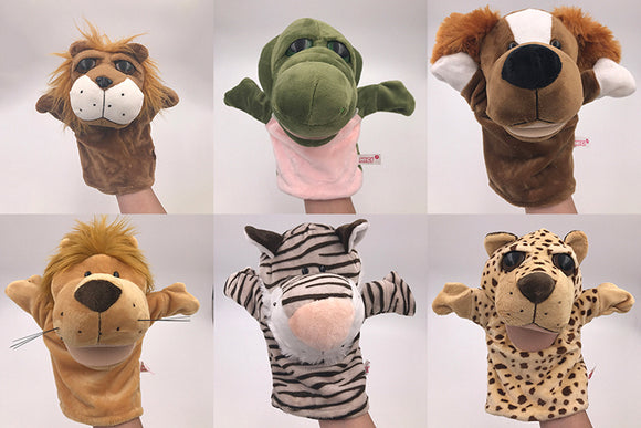 Cute Animal Hand Puppet | Emailgroupie Education