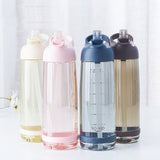 Water Bottle with Straw - emailgroupie-education