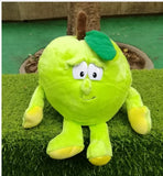 Stuffed Fruit/Veggie Plush | Emailgroupie Education