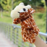 Plush Animal Hand puppet | Emailgroupie Education