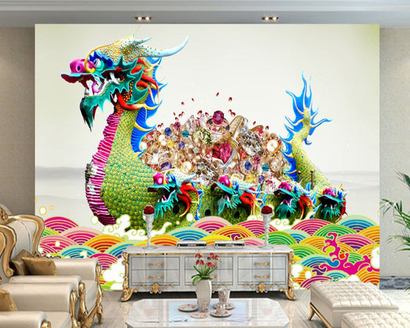 Dragon Boat  Festival  Backdrop | Emailgroupie Education