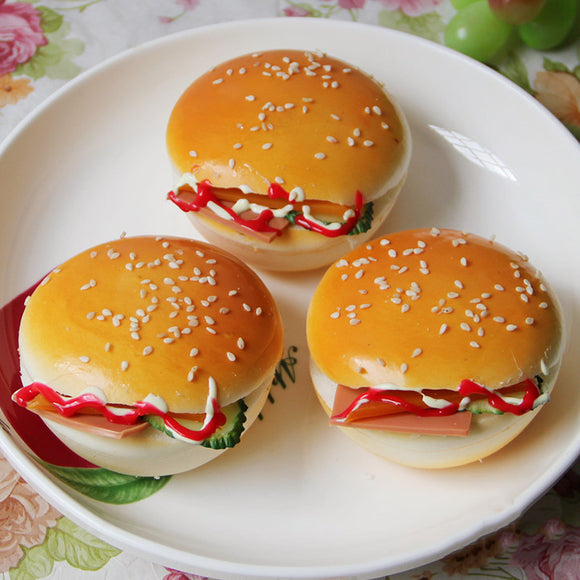 Artificial Hamburger Prop | Emailgroupie Education