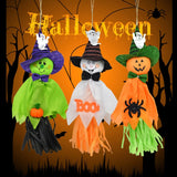 Hanging Spooky Garland Decoration - emailgroupie-education