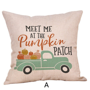 Happy Fall Pillow Cases - emailgroupie-education
