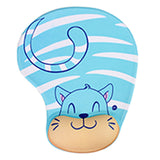 Adorable Non-slip Mouse Pad with Comfort Wrist Rest Pad