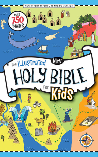 NIRV Illustrated Holy Bible for Kids - Coming June 2019