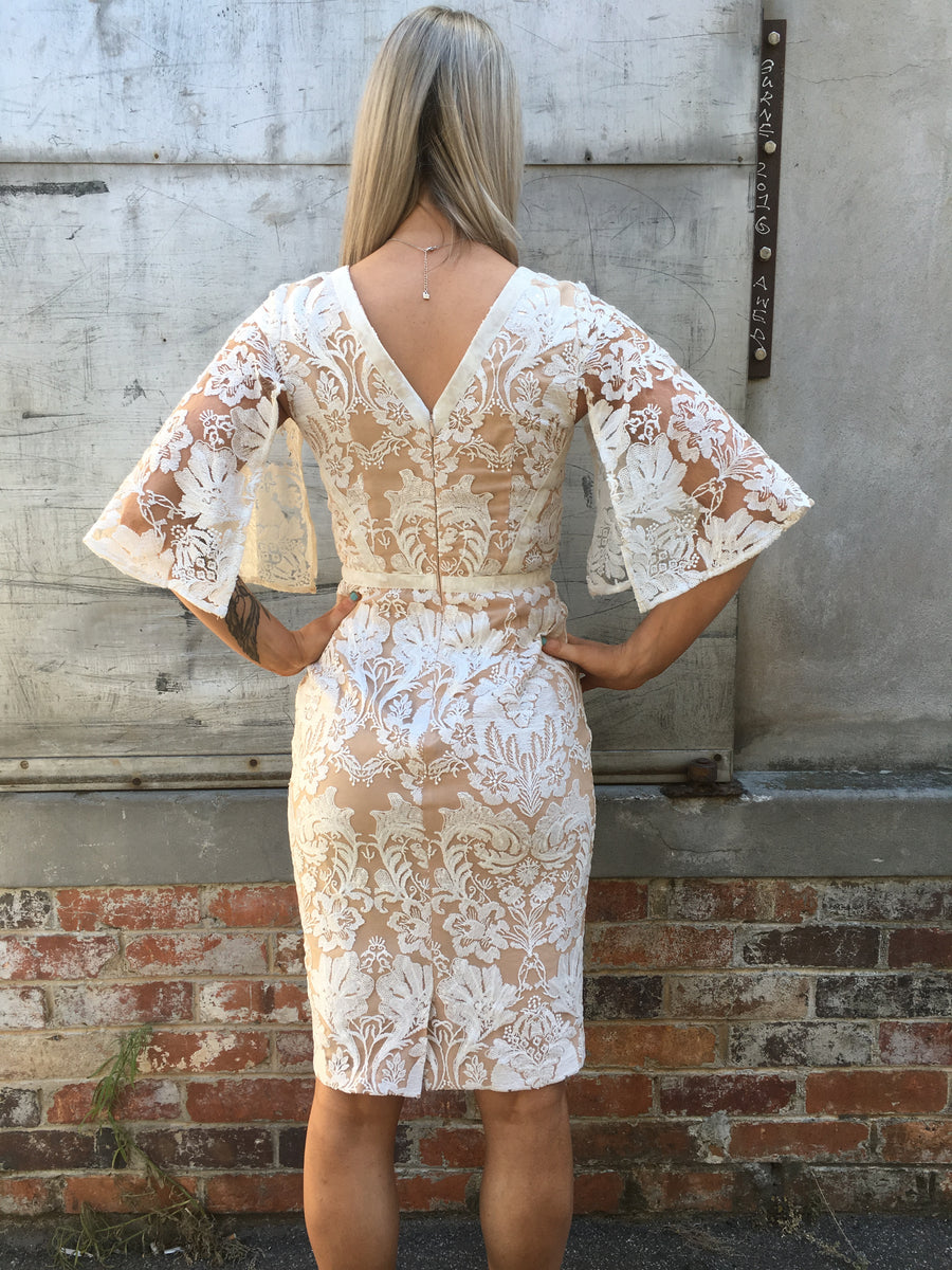 Eleonore dress by Honey and Beau Romance