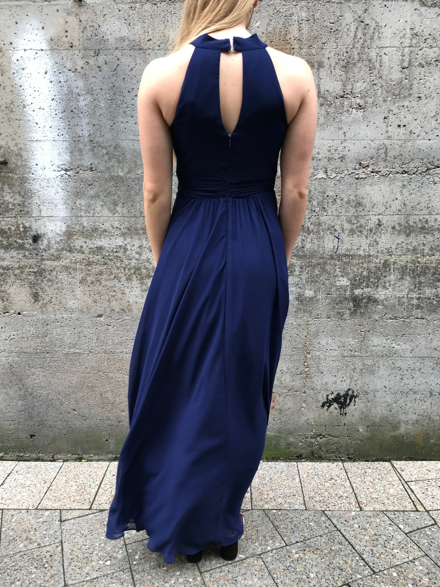 Ahava gown - navy