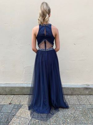 India gown - navy