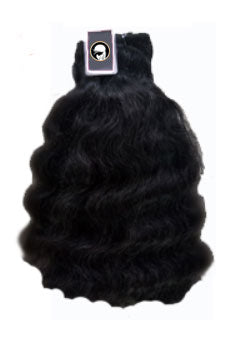 Indian Raw Holy Hair - Curly