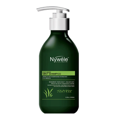Nywele Tea Tree Mint Shampoo 500ml (16.9oz)