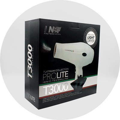 INF T3000 Pro Turbo Lightweight Dryer