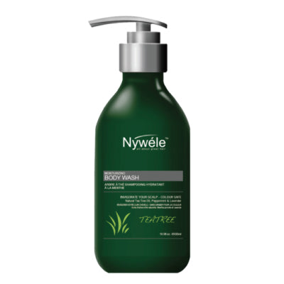 Nywele TeaTree Mint Body Wash 500ml (16.9oz)