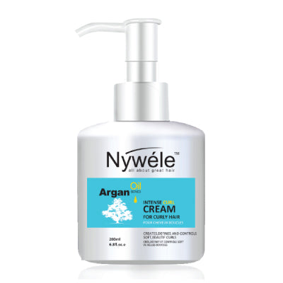 Nywele Intense Curl Cream 200ml (6.7oz)
