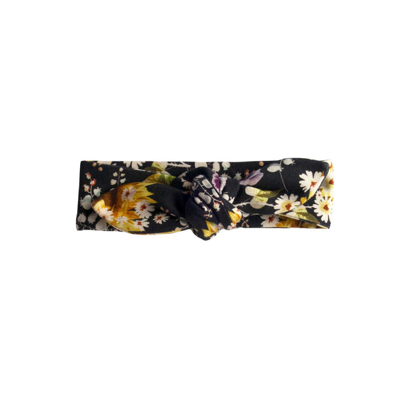 Girls Lea Headband - Sunflower Song