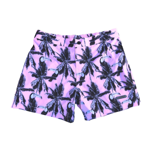 ArchNOllie No Fuss Boardies - Palm Springs