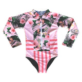 ArchNOllie Reversible Swimsuit - Palm Springs