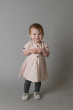 Baby Girls Rosie Dress - Pink Check