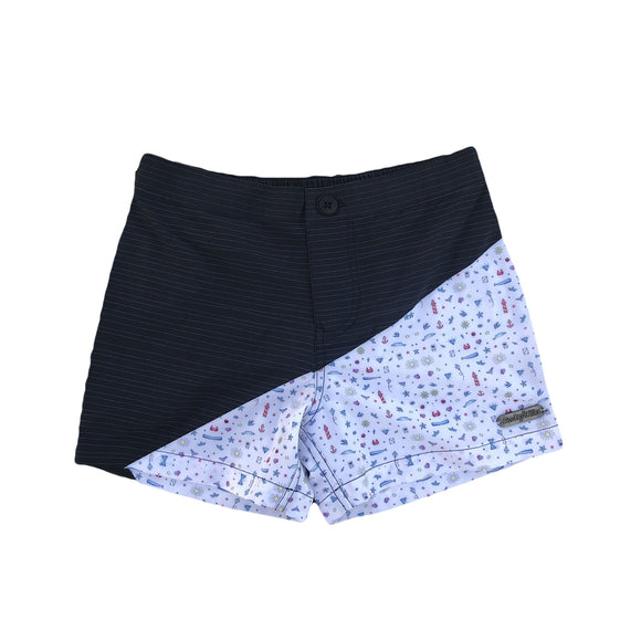 ArchNOllie No Fuss Boardies - Sailor