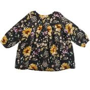 Girls Brookfield Dress - Sunflower Song