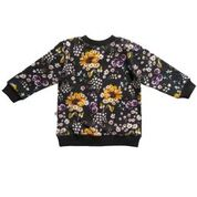 Girls Dakota Pullover - Sunflower Song