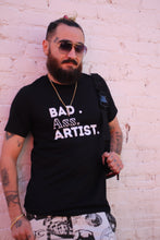 "Load image into Gallery viewer, The ""BAD ARTIST"" Short-Sleeve Men's T-Shirt"